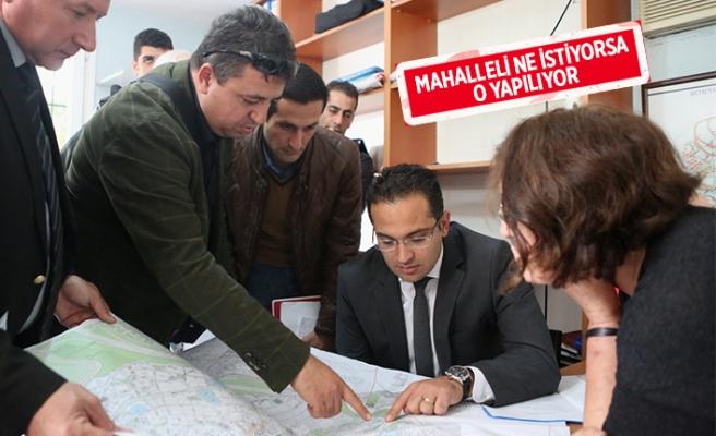 Bornova'da 'ortak akıl' çalışması!