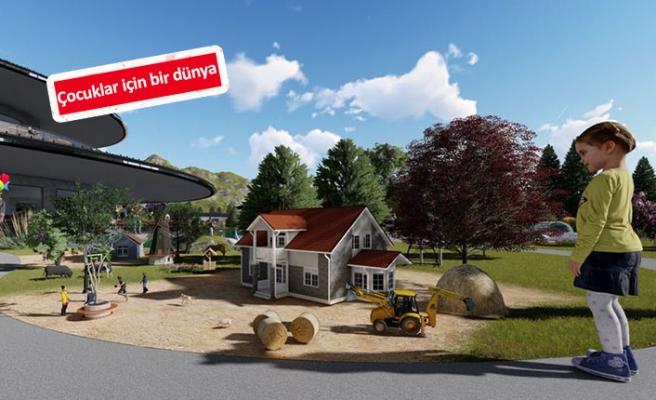 Bornova'da çocuklara özel projeler!
