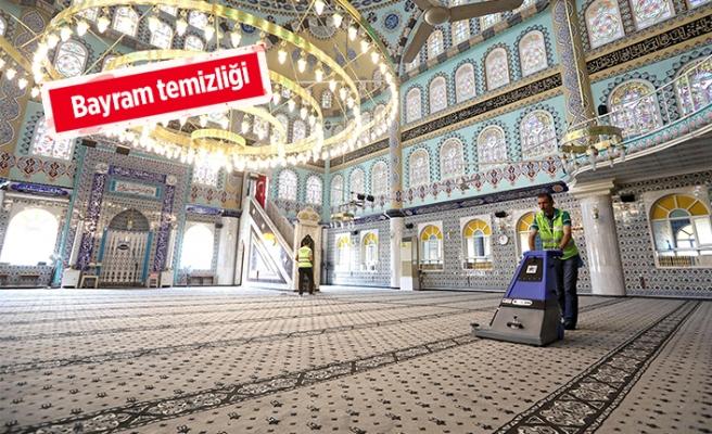 Buca Camileri pırıl pırıl!