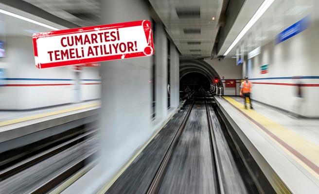 Narlıdere Metrosu için geri sayım!
