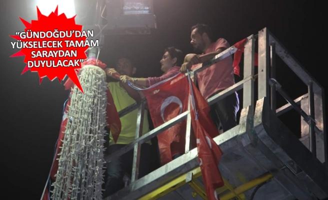 CHP adayı Kılıç, vatandaşları İnce mitingine böyle çağırdı