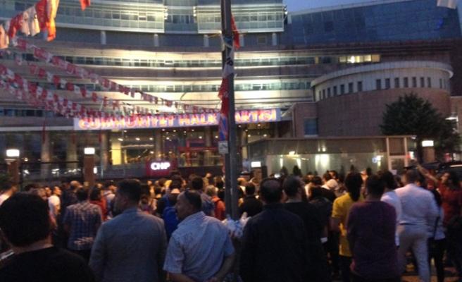 CHP'de istifa sesleri yükseliyor