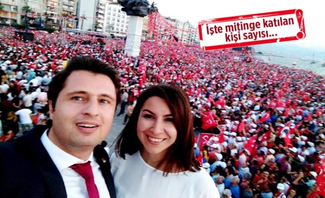 CHP'den İzmir'e, 'miting' teşekkürü
