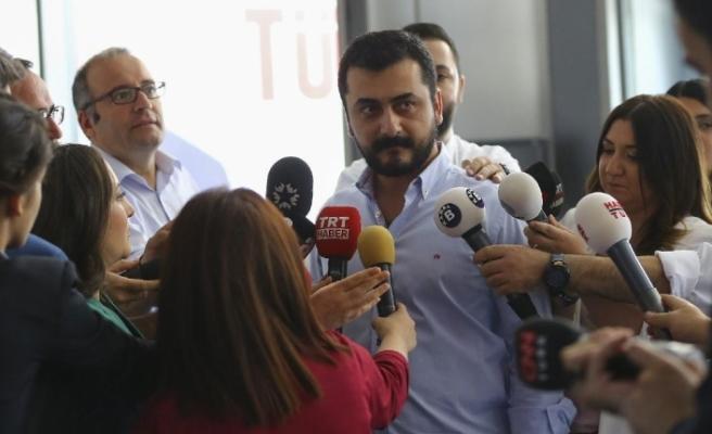 CHP Eski Milletvekili Erdem tutuklandı!