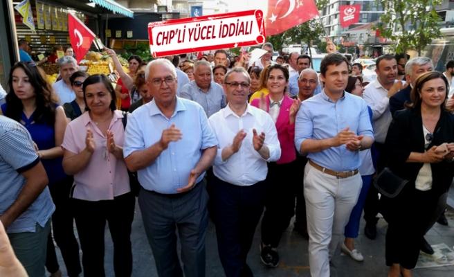 CHP İl Başkanı Deniz Yücel: Karabağlar çoktan tamam!