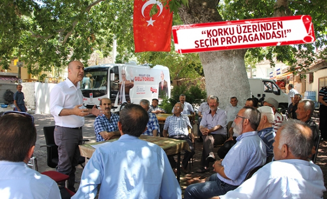 CHP'li Bakan: AKP, köyden kente herkesin canını yaktı