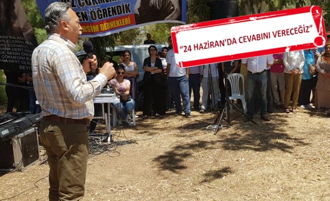 CHP'li Bayır: Bizler çocuklarımızın geleceğini düşünüyoruz
