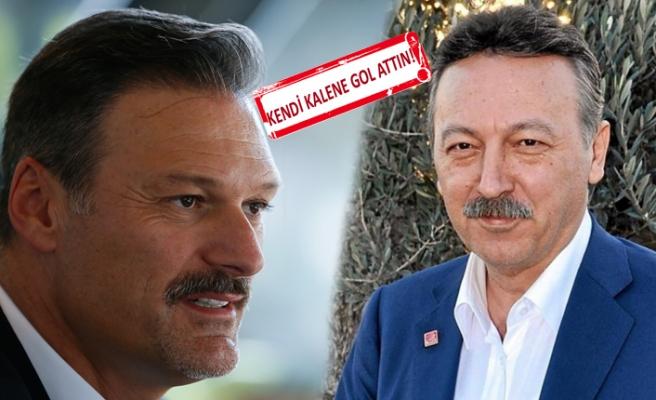 CHP'li Bayır'dan, Alpay Özalan'a jet yanıt