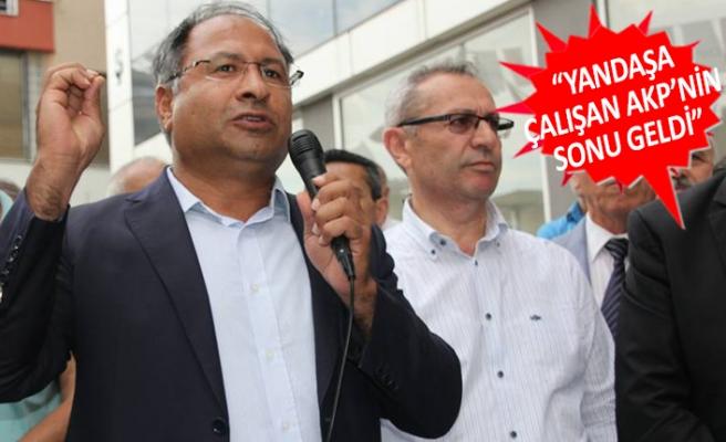 CHP'li Purçu: Üreten bir Türkiye'de adaleti sağlayacağız