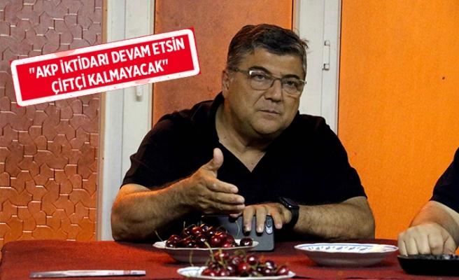 CHP'li Sındır: Çiftçiyi görmezden geldiler, üretimi bitirdiler!
