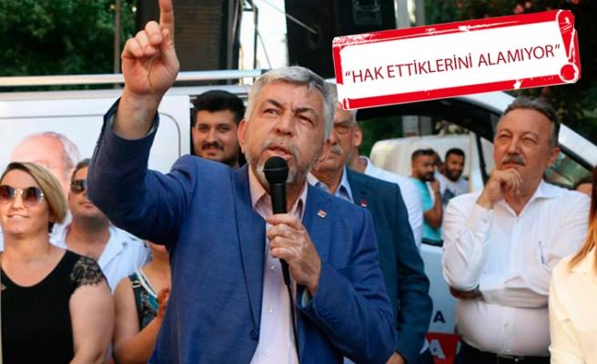 CHP'li Umdular: Emeklilerimiz maaşıyla geçinemiyor