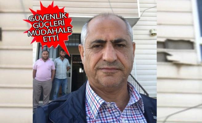 CHP'li vekil Çam'ı usulsüzlük olan okula almadılar, kavga çıktı!