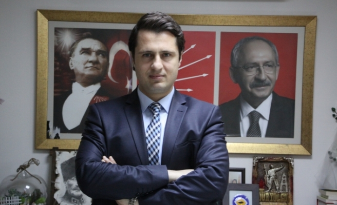 CHP'li Yücel: Vatanı seviyorsak, lafta kalmaması lazım!