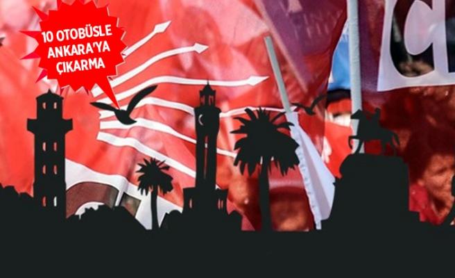 CHP'li 5 ilçe başkanından Kılıçdaroğlu'na destek!