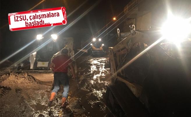 Çukurköy'de 'afet' yaraları sarılıyor!