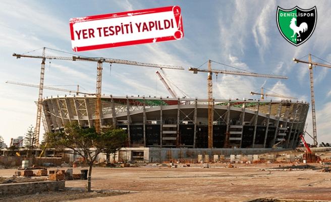 Denizlispor'a 35 bin kişilik stat!