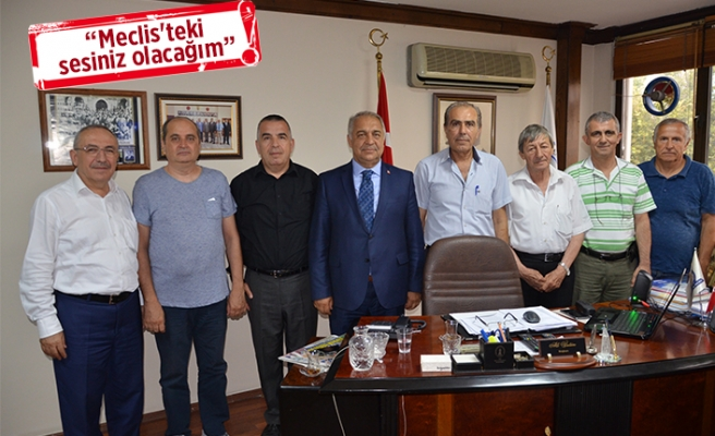 AK Partili Doğan'dan İzmir esnafına söz!