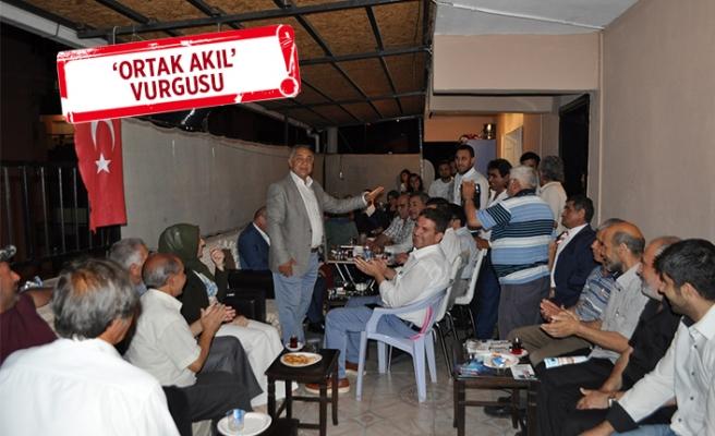 Doğan: 'Dönüşüm' Büyükşehir'in hızıyla yüz yılda biter