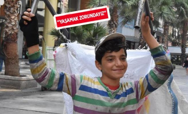 Dünya çocuk işçiliğiyle mücadele gününde, kahreden rapor!