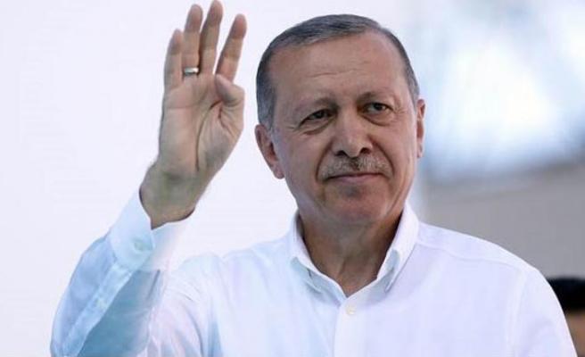 Erdoğan'dan Ankara'da flaş açıklamalar