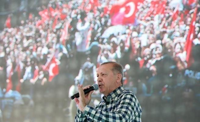 Erdoğan'dan İnce'ye saray yanıtı: Kılıçdaroğlu da...