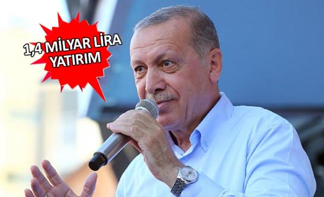 Erdoğan'dan İzmir paylaşımı