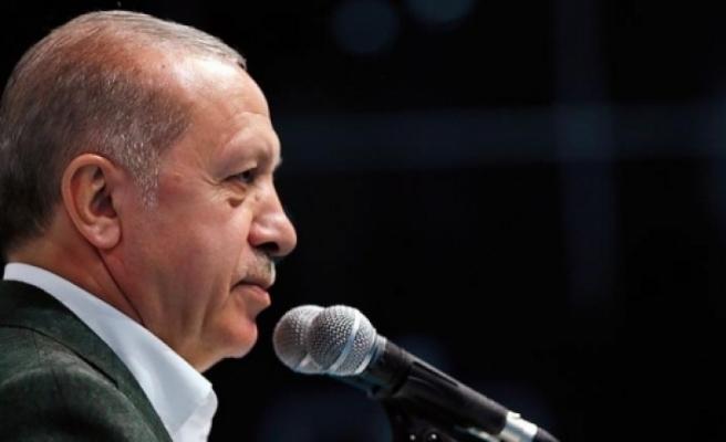 Erdoğan: Dünyada 1 numara Türkiye; Amerika, İngiltere gerimizde