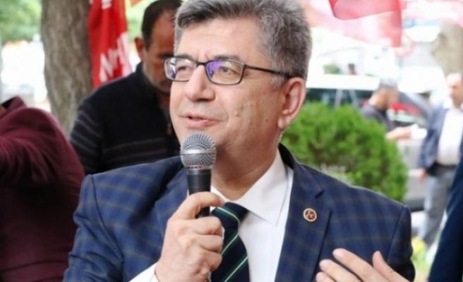 """""""Erdoğan'ı kurtardık"""" diyen MHP'li Aycan görevden alındı!"""