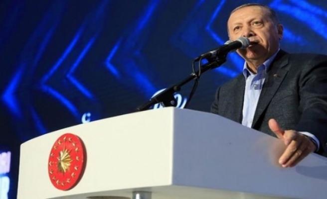 Erdoğan: Size kıyağım oldu, yeni kadrolaşma olacak