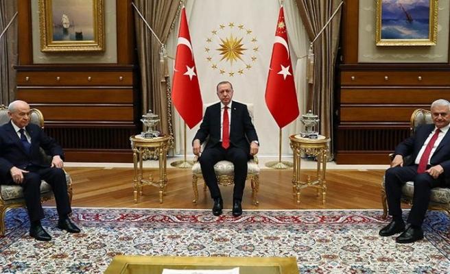 Erdoğan ve Bahçeli iki konuda uzlaştı