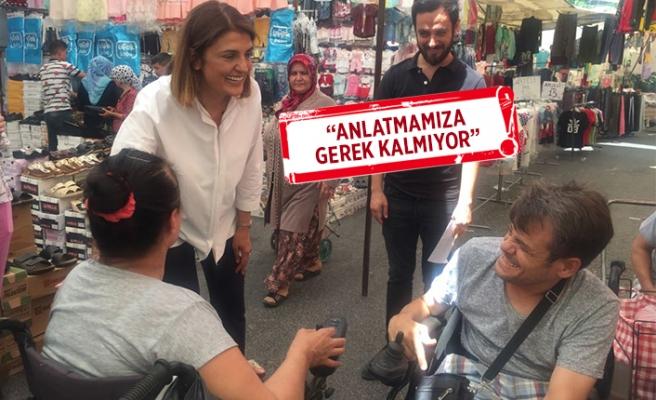 Eroğlu: Sokaktaki ses AK Parti iktidarını işaret ediyor