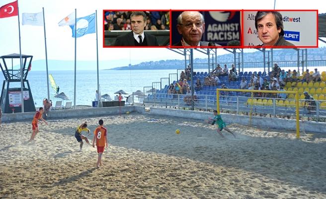 Futbolun duayenleri, Seferihisar'da buluşuyor!