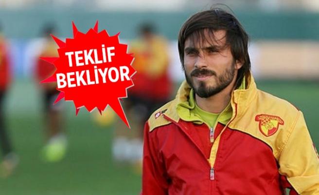 Göztepe'de Halil Akbunar seferi!