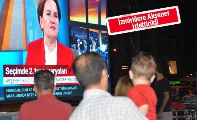 İYİ Parti İzmir'den 'canlı yayın' atağı