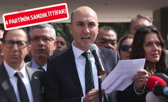 İYİ Parti İzmir'den, 'üst düzey' seçim güvenliği!