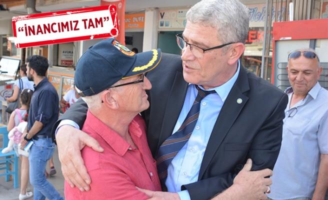 İYİ Partili Dervişoğlu: Vatandaş hesabını sandıkta soracak