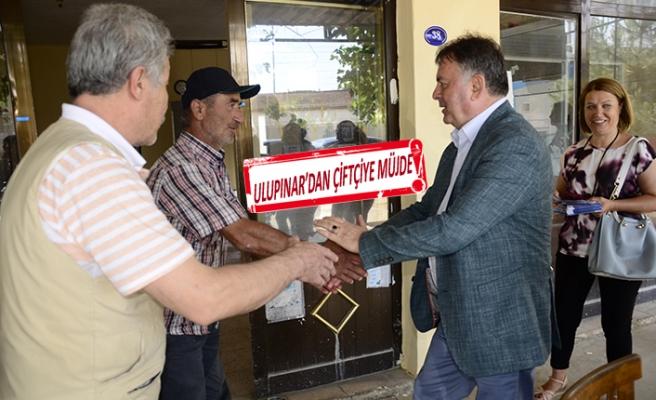 İYİ Partili Ulupınar: Çiftçi mazotu yüzde 50 indirimle alacak