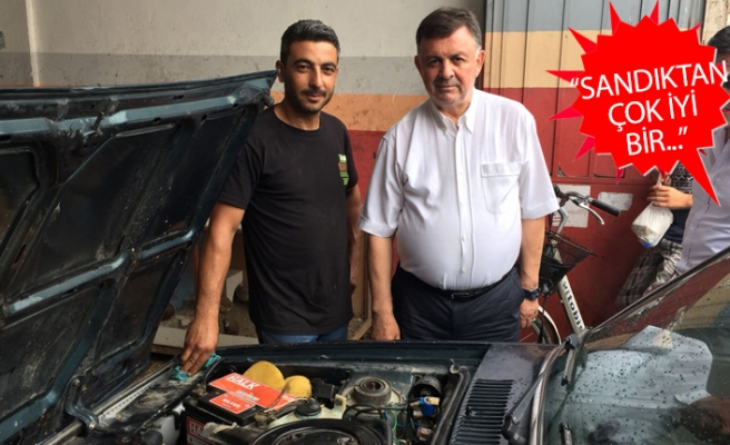 İYİ Partili Ulupınar: Umarım aziz Türk milleti doğru tercihte bulunur