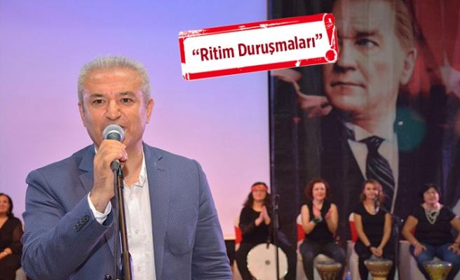 İzmir Barosu Ritim Topluluğu, izleyenleri coşturdu