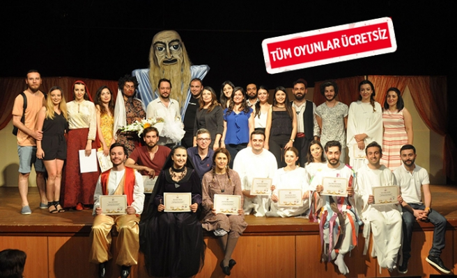 İzmir Barosu Tiyatro Festivali'nde 'sahne' zamanı!