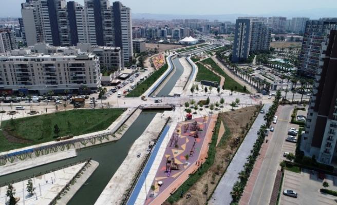 İzmir Büyükşehir Belediyesi'nden Mavişehir'e 'Halk Park'