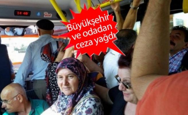 İzmir'de 1 liralık büyük ayıp