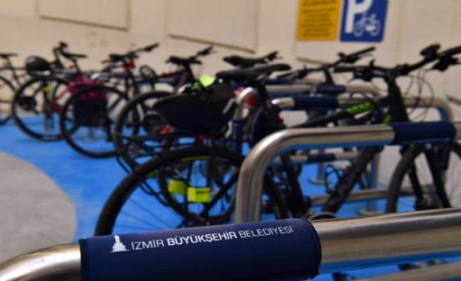 İzmir'de dev bisiklet hamlesi: Bisikleti tercih et, ücretsiz park et!