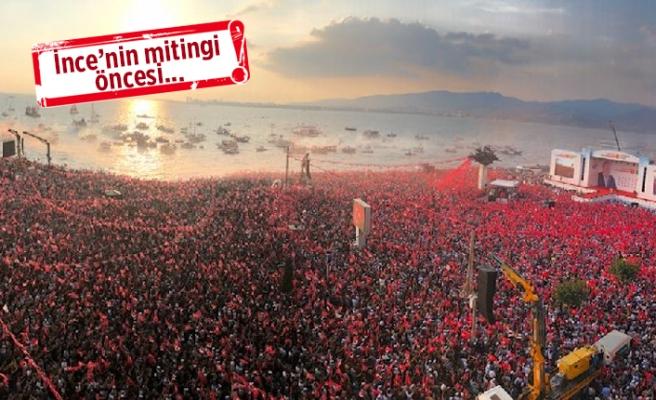 İzmir'de Erdoğan'a hakaret iddiasıyla 5 tutuklama daha!
