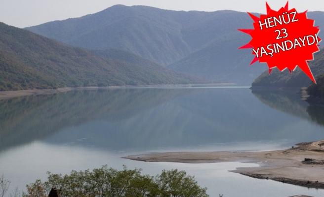 İzmir'de gölete giren 1 kişi kayboldu