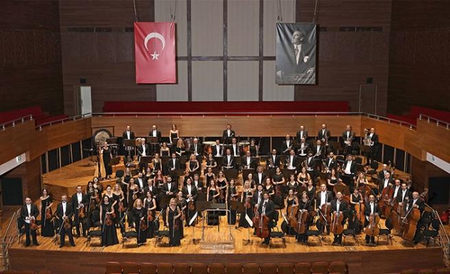 İzmir Devlet Senfoni Orkestrası & Arkas Trio, Celcus Kütüphanesi'nde