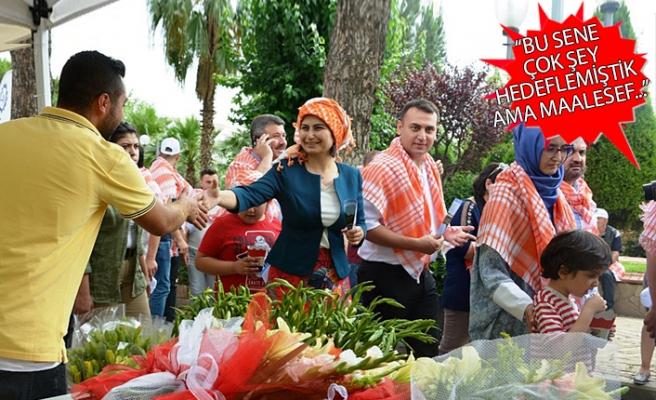 İzmir'in 2 ilçesinde kiraz şenliği