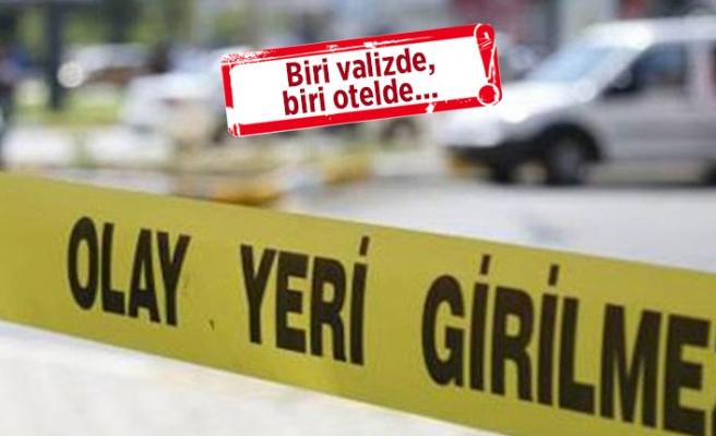 İzmir'de çifte dehşet!