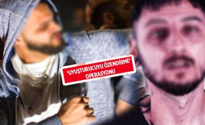 İzmirli rapçi uyuşturucudan tutuklandı!