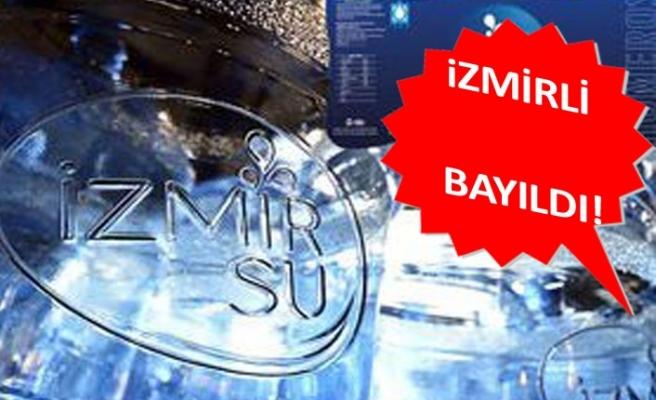 İzmirliler 'İzmir Su'yu sevdi!